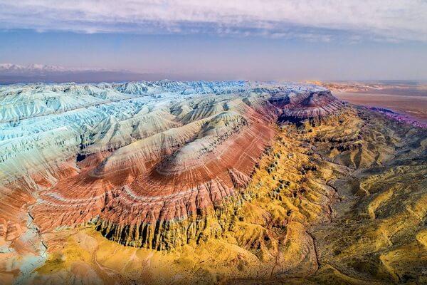 Природные достопримечательности Казахстана с фото и описанием - Горный массив Ерментау