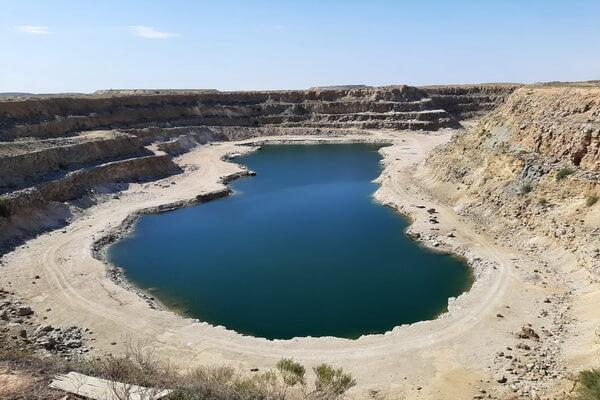 Чудеса природы Казахстана с фото и описанием - Озеро Индер