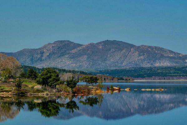 Природные достопримечательности Казахстана с фото и описанием - Баянаул, озеро Сабындыколь