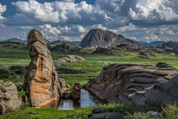 Чудеса природы Казахстана с фото и описанием - Баянаул