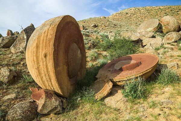 Чудеса природы Казахстана с фото и описанием - Долина шаров Мангистау