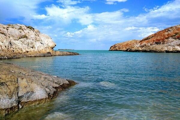 Природные достопримечательности Казахстана с фото и описанием - Озеро Балхаш