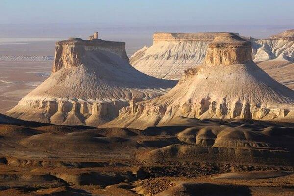 Чудеса природы Казахстана с фото и описанием - Урочище Босжира