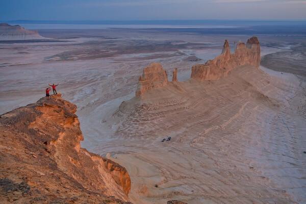 Природные достопримечательности Казахстана с фото и описанием - Урочище Босжира