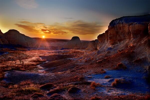 Природные достопримечательности Казахстана с фото и описанием - Киин-Кериш