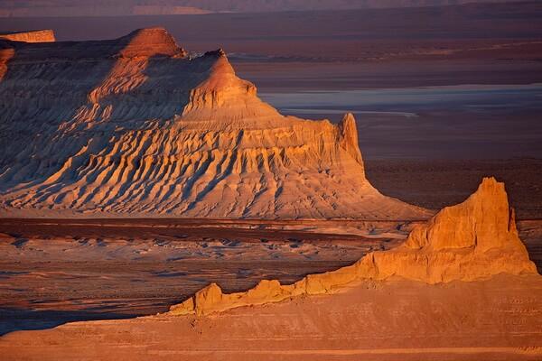 Чудеса природы Казахстана с фото и описанием - Плато Устюрт