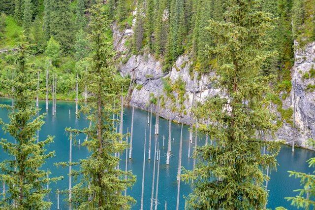 Природные достопримечательности Казахстана - все чудеса природы страны с фото и описанием