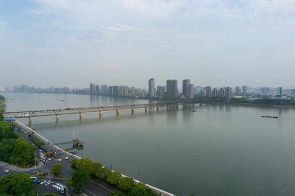Природные достопримечательности Китая с фото и описанием - Река Фучуньцзян