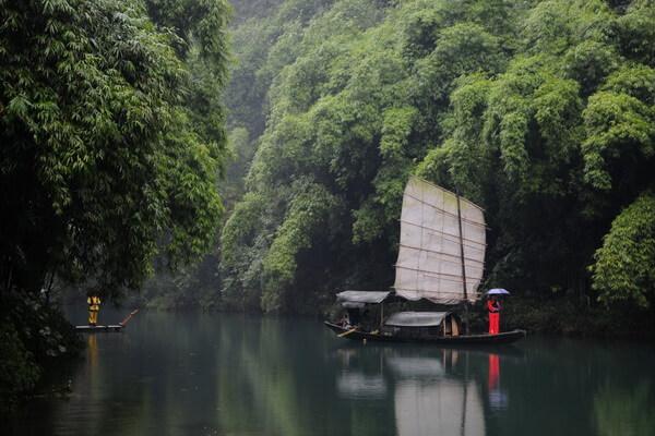 Природные достопримечательности Китая с фото и описанием - Три ущелья