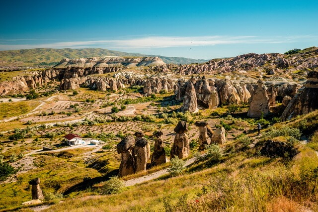 Природные достопримечательности Турции - фото, названия, описание