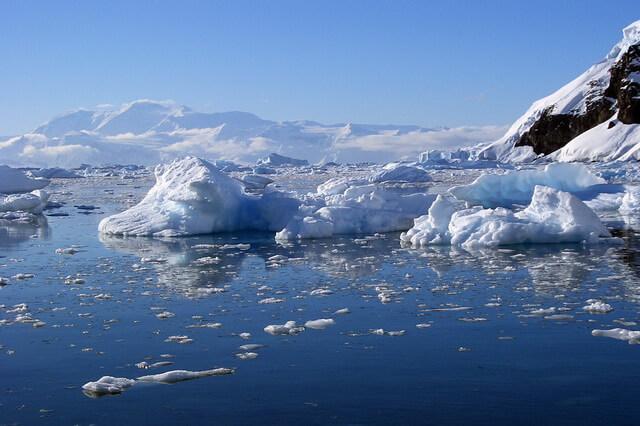 Чукотское море - интересные факты
