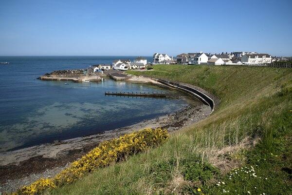 Самые красивые места Европы - Графство Антрим в Северной Ирландии