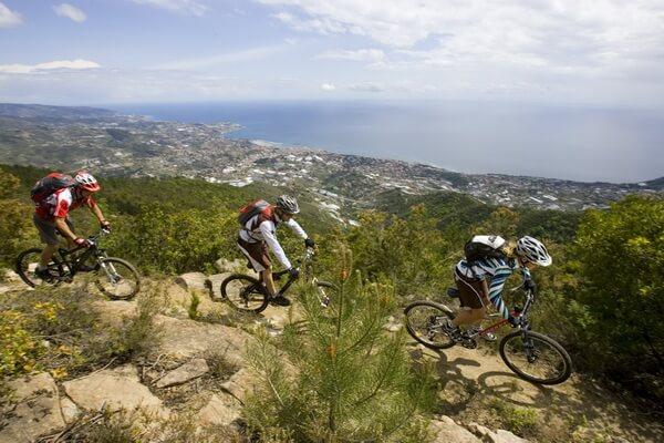 Велоспорт в Италии - Маршрут из Альбенга в Геную и вокруг Лигурии