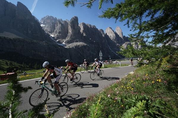 Велоспорт в Италии - Маршрут через Альпы к Адриатике, Фриули-Венеция-Джулия