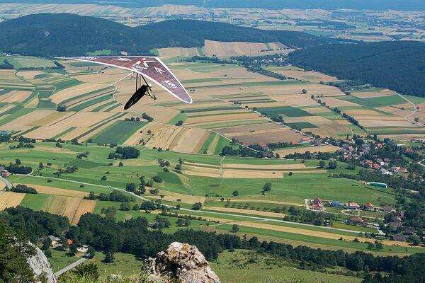 Основоположники дельтапланеризма и история развития этого воздушного спорта