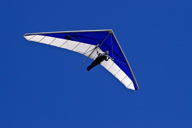 Дельтапланеризм - история, особенности обучения и лучшие места для полётов