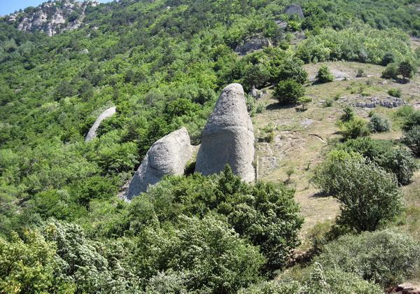 Пещеры Демерджи