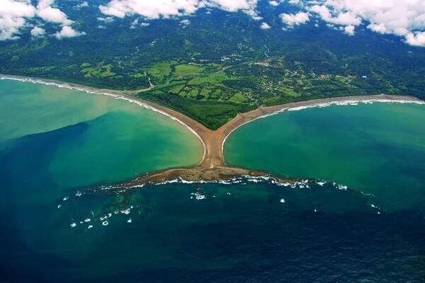 Лучшие места для дайвинга в Коста-Рика - Остров Увита