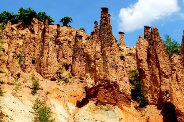 Легенды Города Дьявола в Сербии