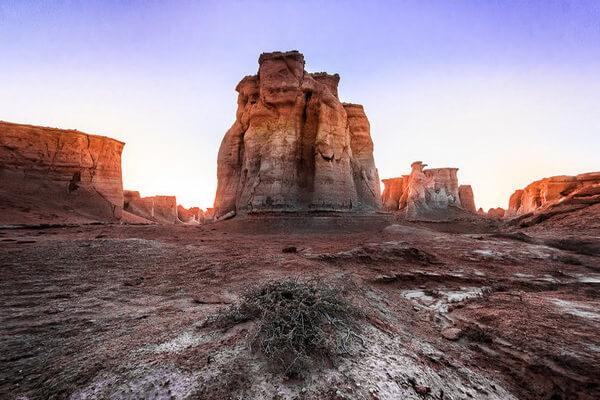 Самые красивые долины Ирана с фото и описанием - Звёздная долина или Долина звёзд
