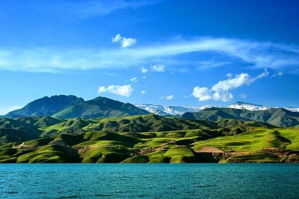 Самые красивые долины Ирана с фото и описанием - Долины Талекана