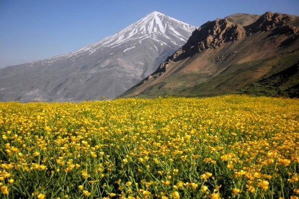 Долины Ирана с фото - Лар