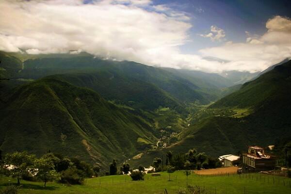 Самые красивые долины Ирана с фото и описанием - Долина Дохезар