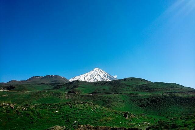 Самые красивые долины Ирана - фото, названия, описание