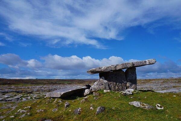 Исторические достопримечательности Ирландии с фото и описанием - Буррен