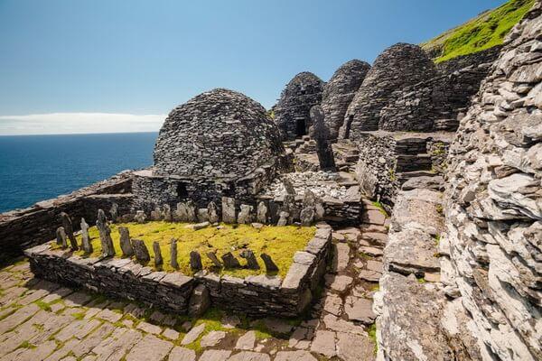 Исторические достопримечательности Ирландии с фото и описанием - Скеллиг-Майкл