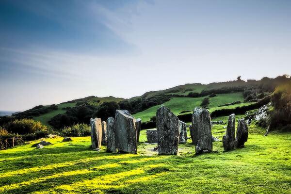 Исторические достопримечательности Ирландии с фото и описанием - Дромбег