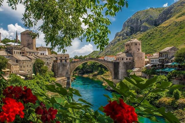 Достопримечательности Мостара - самые красивые места города и окрестностей с фото и описанием