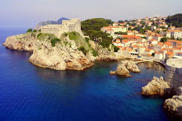 Достопримечательности Восточной Европы - красивые места с фото - Дубровник, Хорватия
