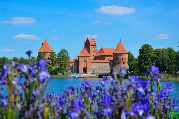 Достопримечательности Восточной Европы - красивые места с фото - Вильнюс, Литва