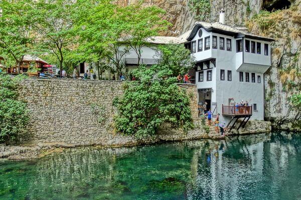 Достопримечательности Восточной Европы - красивые места с фото - Благай (Босния и Герцеговина)