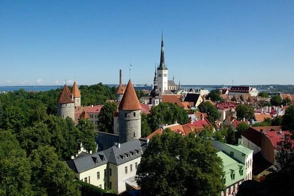 Достопримечательности Восточной Европы - красивые места с фото - Таллин, Эстония