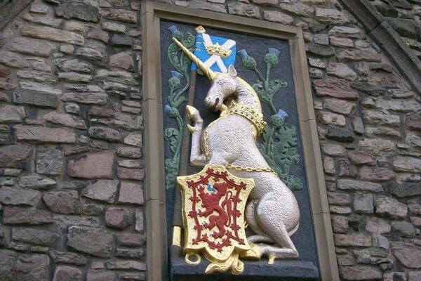 Почему единорог - символ Шотландии