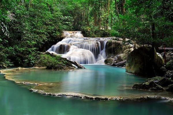 Как добраться на водопад Эраван