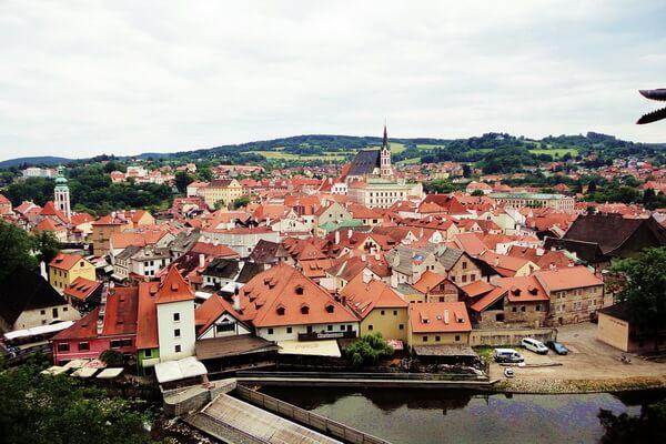 Сказочные города и деревни Европы - Как добраться в Чески-Крумлов