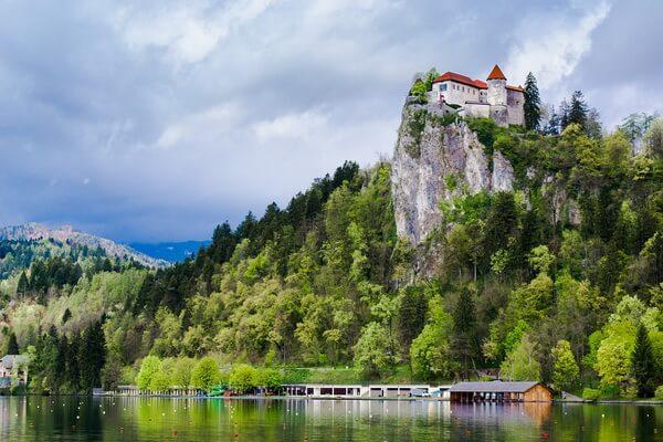 Сказочные города и деревни Европы - Как добраться в Блед