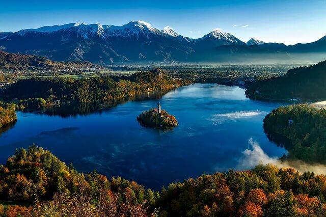 Сказочные города и деревни Европы