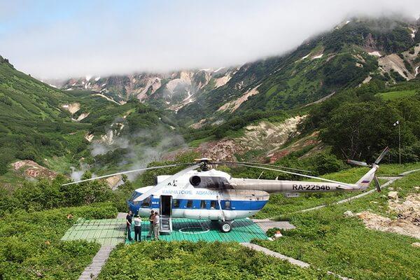 Гейзеры мира - Долина гейзеров на Камчатке
