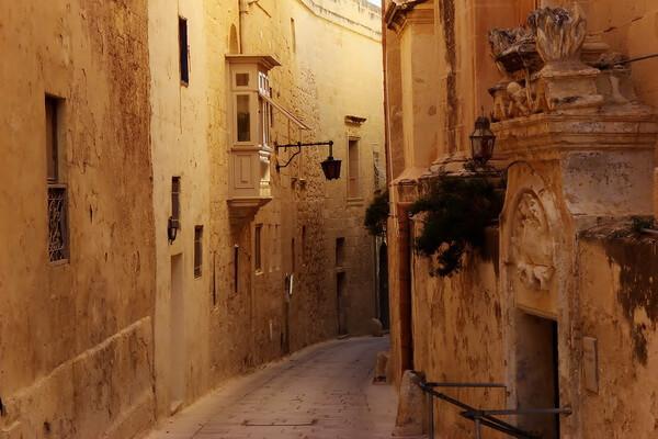 Мдина на Мальте и «Игры перстолов»