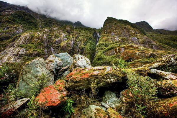 Фантастические пейзажи Новой Зеландии стали местом съёмок «Хроник Нарнии»