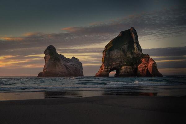 Фантастические пейзажи Новой Зеландии