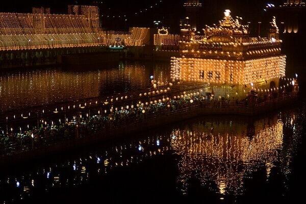 История Дивали - фестиваля огней