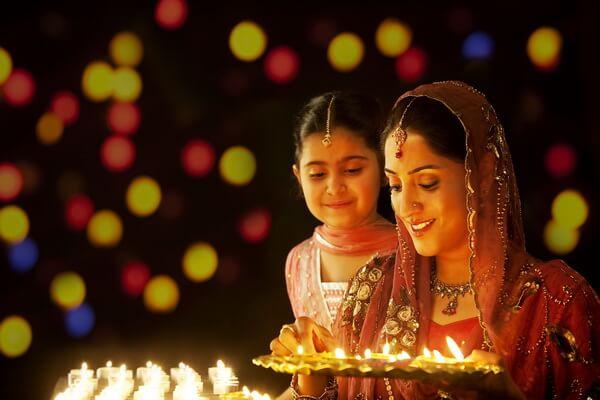 Фестиваль Дивали - особенности празднования