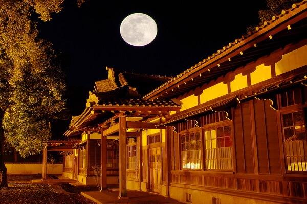 Фестиваль середины осени в Китае и его традиции