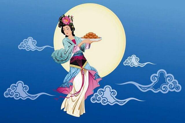 Праздник середины осени в Китае - история, легенды и традиции