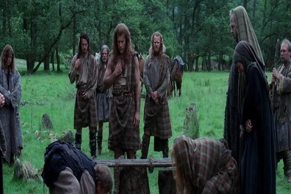 Лучшие исторические фильмы про средневековую Шотландию - Храброе сердце (1995)